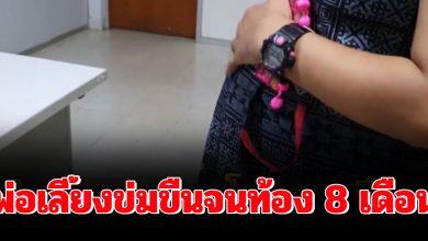 Photo of เเม่จูงลูกสาวท้องโย้ ม.1 ขึ้นโรงพัก เเจ้งความจับพ่อเลี้ยง ข่ ม ขื น จนท้อง 8 เดือน