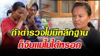 Photo of แม่ น้องชมพู่ หลุดปาก ถ้าตำรวจไม่มีหลักฐาน ก็จับแม่ไม่ได้หรอก